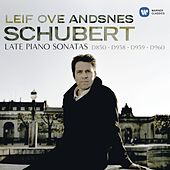 Schubert: Piano Sonatas 17 & 19-21 by Leif Ove Andsnes