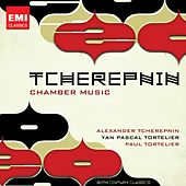 Tcherepnin: String Quartet No.2; Piano Sonata No.1; Suite for solo cello etc by Various Artists