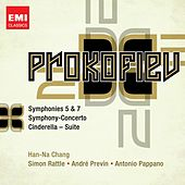 Prokofiev: Symphony No.5; Symphony No.7; Sinfonia Concertante; Cinderella - Ballet Suite by Various Artists