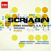 Scriabin: Preludes; Piano Sonata Nos. 2, 4, 5, 7, 10; Etudes etc by Various Artists