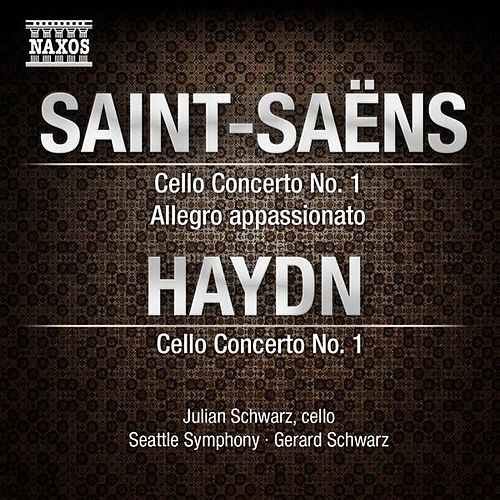 Saint-Saens: Cello Concerto No. 1 - Allegro appassionato - Haydn: Cello Concerto No. 1 by Various Artists