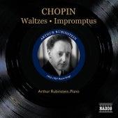 Chopin: Waltzs - Impromptus by Arthur Rubinstein