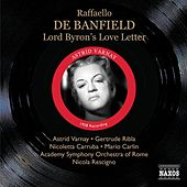 Banfield: Lord Byron's Love Letter by Various Artists