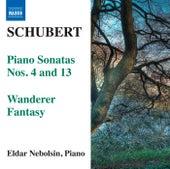 Schubert: Piano Sonatas Nos. 4 & 13 - Wanderer Fantasy by Eldar Nebolsin