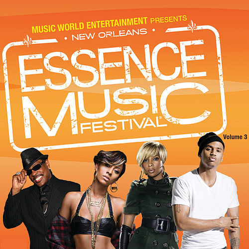 Essence Music Festival Volume 3 EP by Various Artists