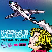 Won't Let You Down by Hagenaar and Albrecht