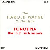 The Harold Wayne Collection, Vol. 13 (1904-1910) by Various Artists