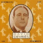 David Devries (1904-1931) by Various Artists