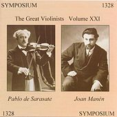 The Great Violinists, Vol. 21 (1904-1915) by Various Artists