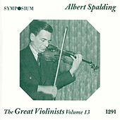 The Violin, Vol. 13 (1936, 1938) by Various Artists