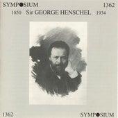 Sir George Henschel by Various Artists