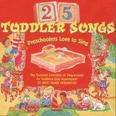 25 Toddler Songs Preschoolers by The Kids Choir