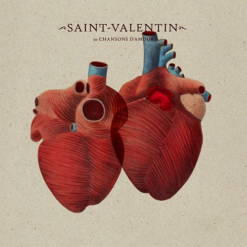 Saint-Valentin : 50 chansons d'amour von Various Artists