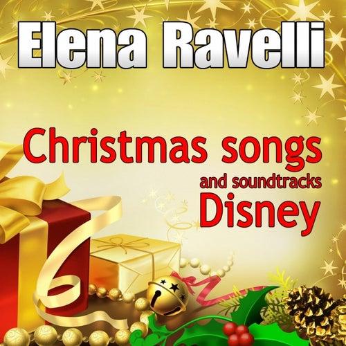 Christmas Songs and Soundtracks Disney by Elena Ravelli