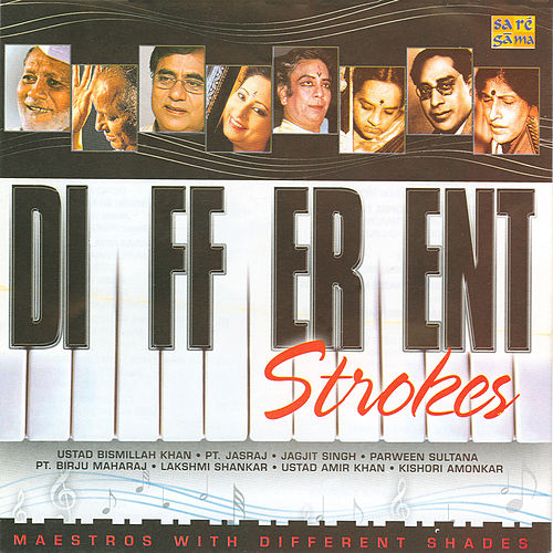 Different Strokes by Various Artists