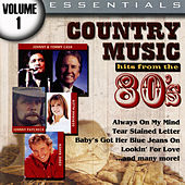 Country Music Hits From The 80's Volume 1 by Various Artists