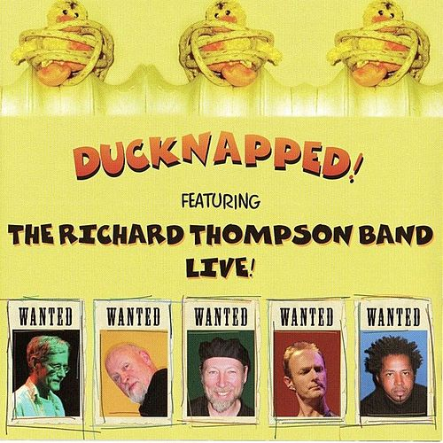 Ducknapped! by Richard Thompson