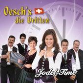 Jodel-Time by Oesch's Die Dritten