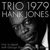 Trio 1979 + 1 by Hank Jones