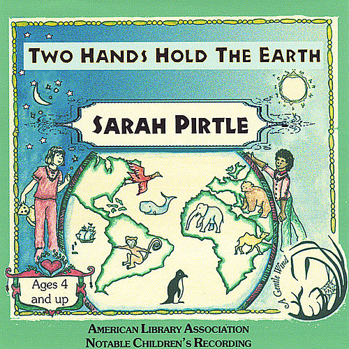 Two Hands Hold The Earth by Sarah Pirtle