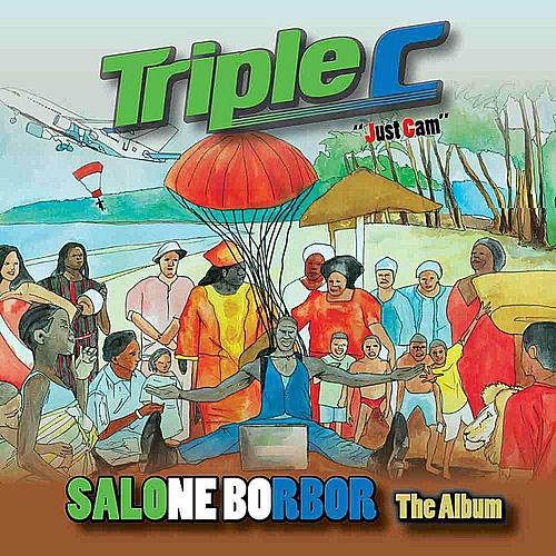 Salone Borbor The Album by Triple C