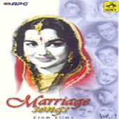 Marriage Songs From Films-1 by Various Artists