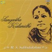 Sangeetha Kalanidhi - M.S.Subbulakshmi (Vol-2) by M.S. Subbu Lakshmi