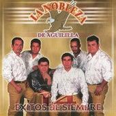 14 Exitos De Siempre by La Nobleza De Aguililla