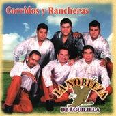 Corridos Y Rancheras by La Nobleza De Aguililla
