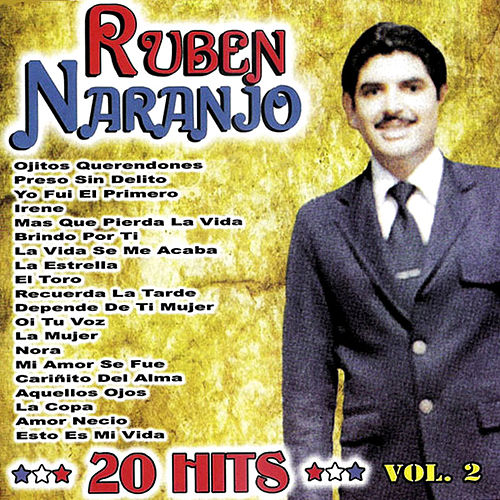 20 Hits Vol. 2 by Ruben Naranjo