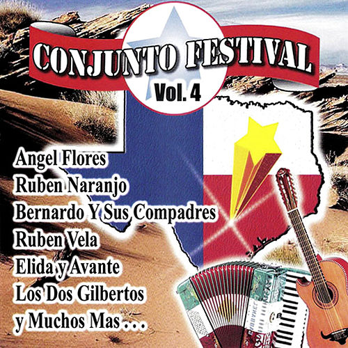 Conjunto Festival Vol. 4 von Various Artists