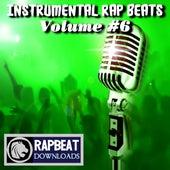 Instrumental Rap Beats - Volume #6 by RapBeat Downloads
