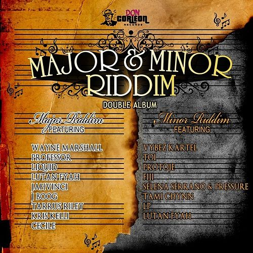 Major & Minor Riddim (Don Corleon Presents) by Various Artists