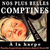 The Best Of French Nursery Rhymes For Harp by Manuele Cid
