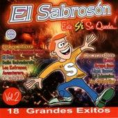 El Sabroson Vol. 2 by Various Artists