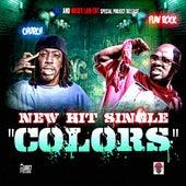 Colors (feat. Flav Rock) by Church (Rap)