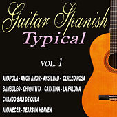 Guitar - Spanish Typical Guitar vol.1 by Various Artists