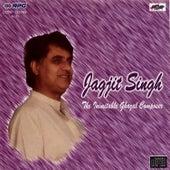 The Inimitable Ghazal Composed By Jagjit Singh by Various Artists