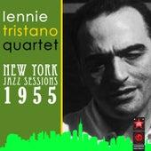 New York Jazz Sessions - 1955 by Lennie Tristano