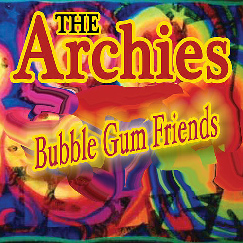Bubble Gum Friends by Various Artists
