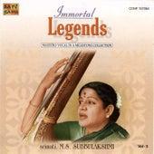 Immortal Legends -M.S.Subbulakshmi Vol-3 by M.S. Subbu Lakshmi