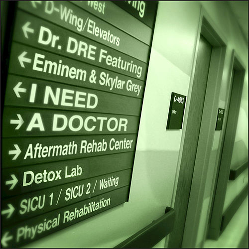 I Need A Doctor by Dr. Dre