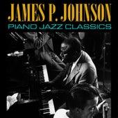 Piano Jazz Classics by James P. Johnson