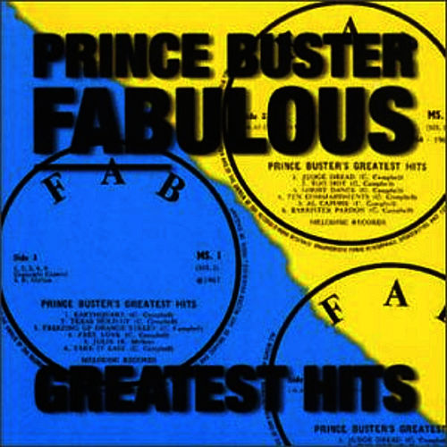 Prince Buster - Fabulous Greatest Hits [Diamond Range] by Prince Buster