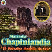 15 Melodias Medalla De Oro by Marimba Chapinlandia
