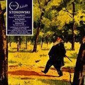Schubert, Wagner, Brahms by Leopold Stokowski