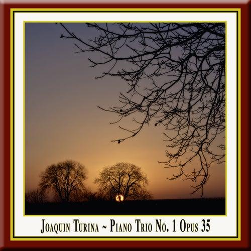 Joaquin Turina: Piano Trio No. 1 in D major, Op. 35 / Klaviertrio Nr.1, Opus 35 by Trio Fontenay