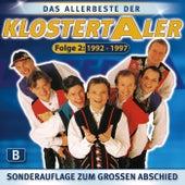 Das Allerbeste der Klostertaler Folge 2 / CD2 B (1992-1997) by Klostertaler