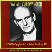 Wilhelm Furtwangler Conducts. Ludwig van Beethoven by Tilla Briem