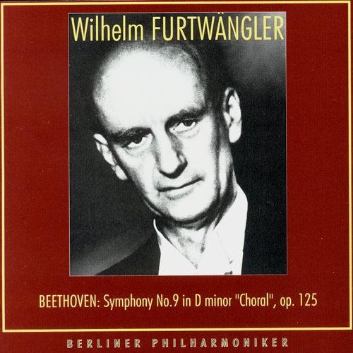 Wilhelm Furtwangler Conducts. Ludwig van Beethoven by Tilla Briem